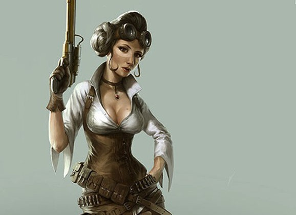'Star Wars' meets Steampunk