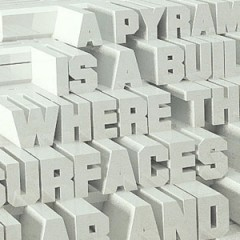 15 Incredible 3D Typography Examples