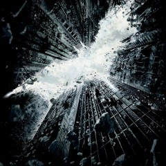 """The Dark Knight Rises"" Posters"