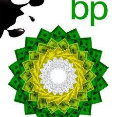 Interpreting BP's logo