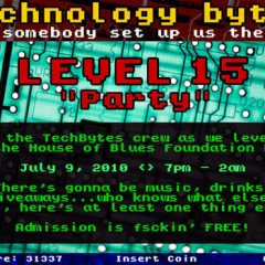 Technology Bytes 15th Anniversary